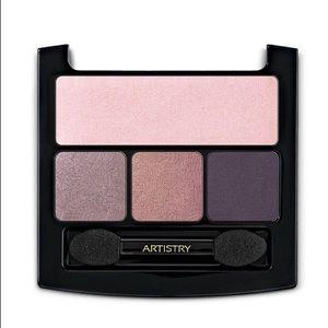Artistry Signature Eyeshadow Quad Pink Chocolate!